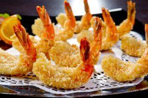 Killer Coconut Shrimp