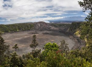 Kilauea Iki Trail - Hawaii Volcanoes National Park