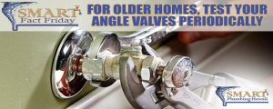 Test Your Angle Valves Periodically