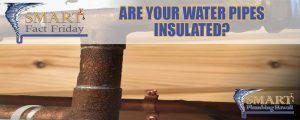 Are Your Water Pipes Insulated?
