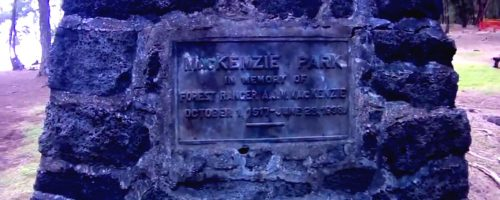 Trick Or Treat Special: MacKenzie State Park