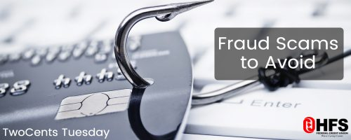 Fraud Scams to Avoid