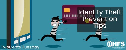 Identity Theft: Prevention Tips