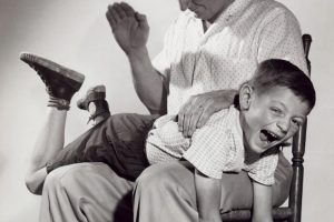 The State Wants To Ban Spanking