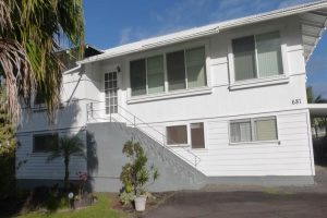 Big Island Real Estate- Hilo style home