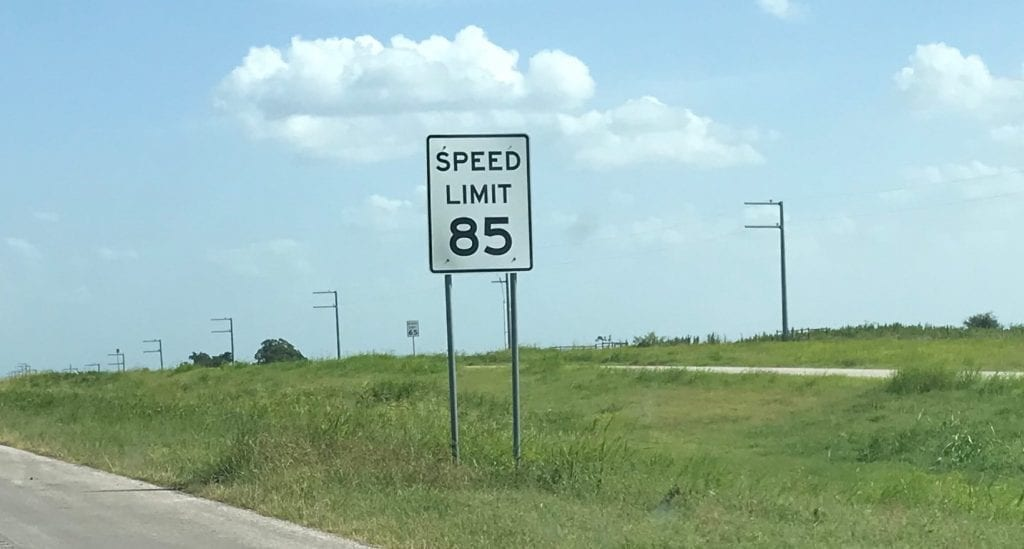 autobahn in texas
