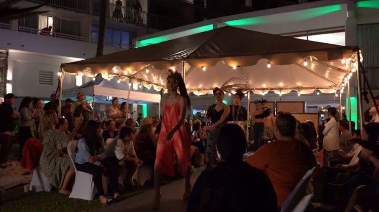 Let's Holo Holo - Hawaii Fashion Showcase