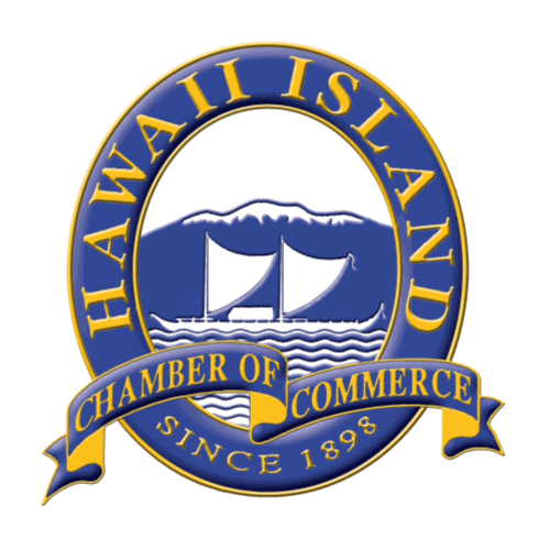 Hawaii Island Chamber of Commerce Logo