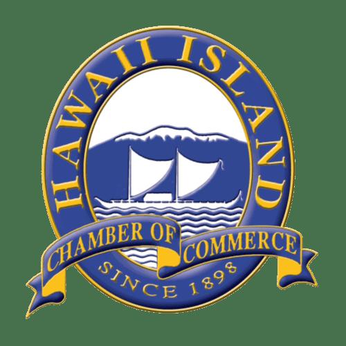 Hawaii Island Chamber of Commerce Logo