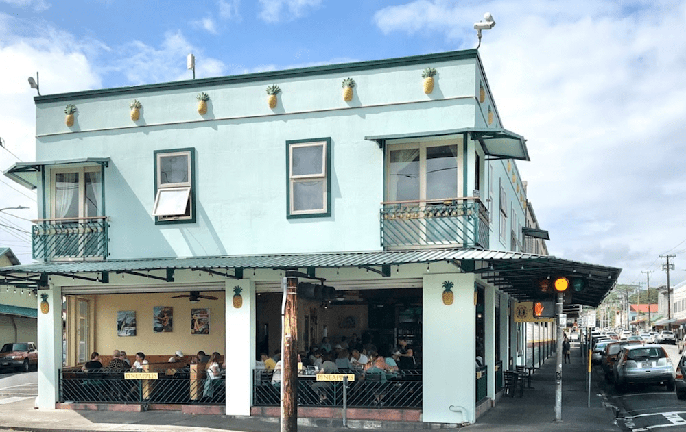 Pineapples Restaurant