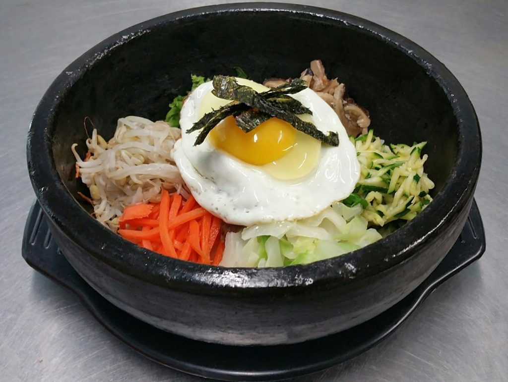 Bibimbap from Kona Korean BBQ
