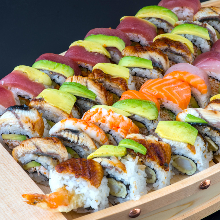 IZAKAYA-SHIONO Sushi boat