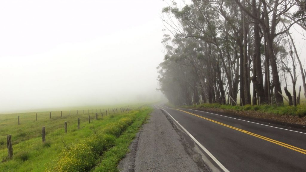 Saddle Road, one of Big Island's spookiest places