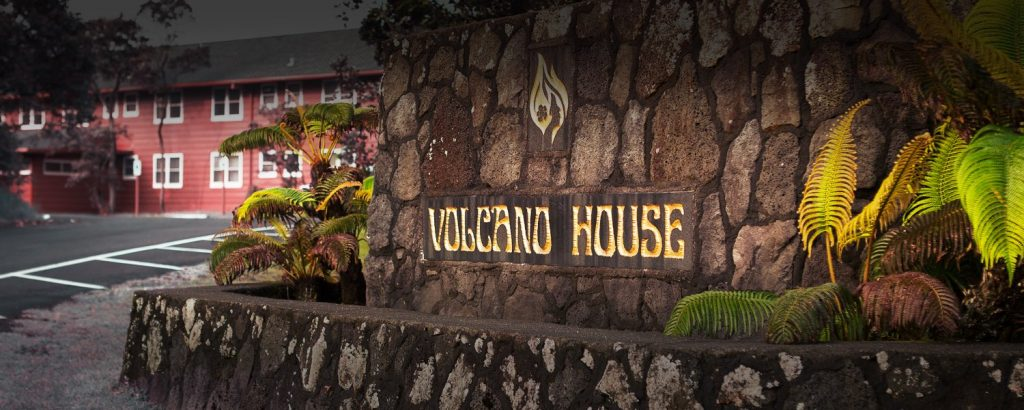 Volcano House, one of Big Island's spookiest places