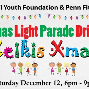 Christmas Light Parade Drive-Thru