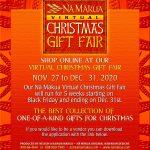 Na Makua Christmas Gift Fair