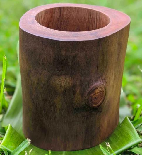 Wooden Utensil Holders