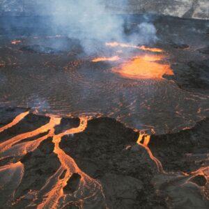 Hawai'i Volcanoes National Park in 1967