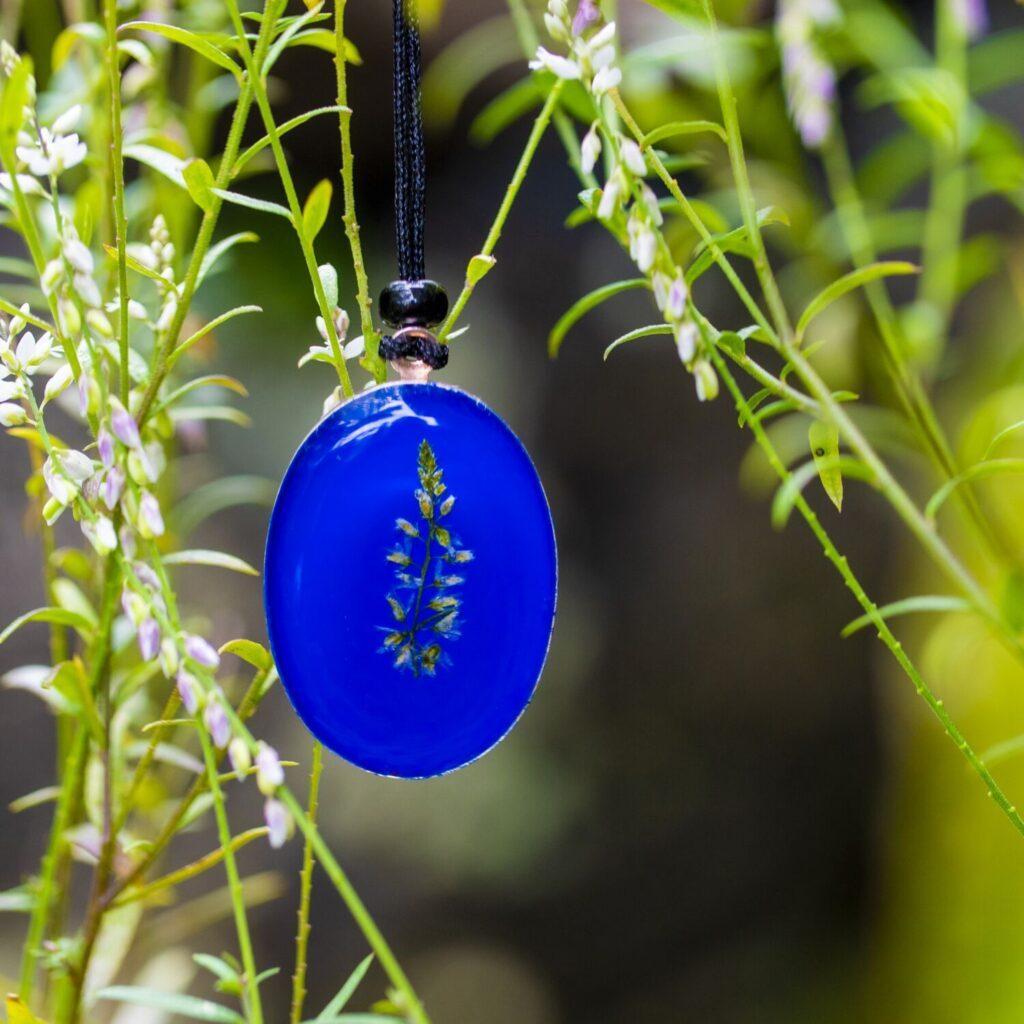 Peter Honeyman's Real Flower Jewelry