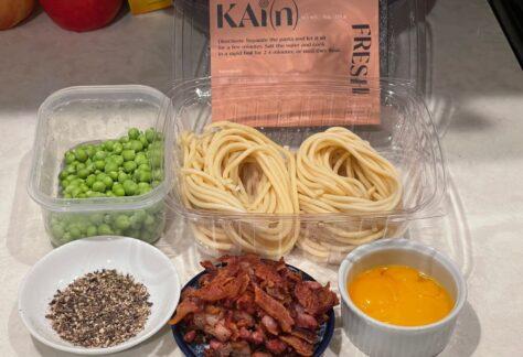 Kai Pasta Food